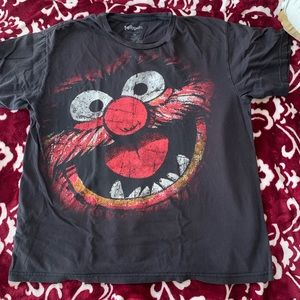 Animal from the Muppets tee shirt